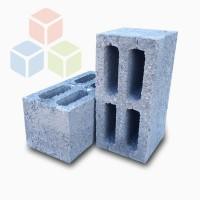 Стандартный керамзитобетонный блок
