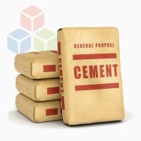 Цемент в мешках по 50 кг